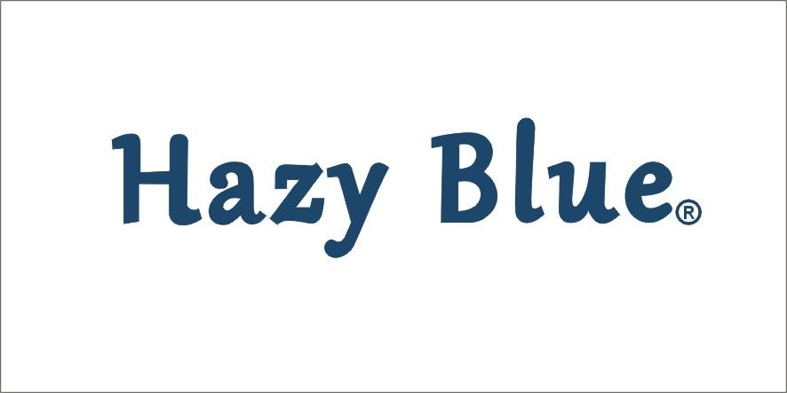 Hazy Blue b